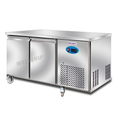 """COMMERCIAL KITCHEN WORKING BENCH """" QUIPWELL  AUSTRALIANA""""""""FRIDGE – G24A  """" FIVE YEARS WARRANTY"""""""